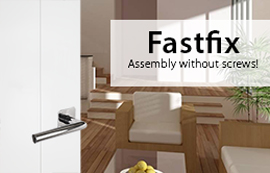Fastfix Interior Accents. Assembly without screws